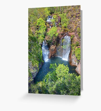 Northern Territory Landscape 10 Greeting Card
