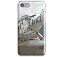 Skyraider iPhone Case/Skin