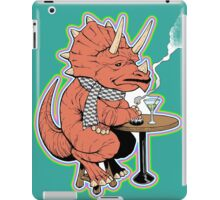 Ty the Triceratops LGBT Dinos! iPad Case/Skin