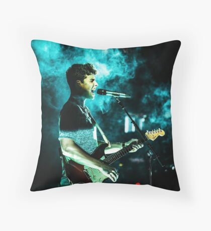 shawn mendes Throw Pillow