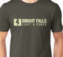 Bright Falls Light & Power Unisex T-Shirt