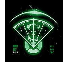 Alien Tracking Photographic Print