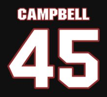 NFL Player Stephen Campbell fortyfive 45 by imsport