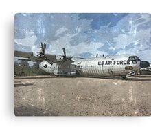 Cargo Master Canvas Print
