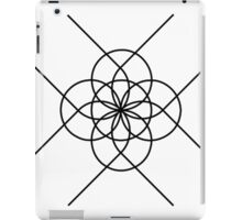 The Geometry of Tangent Curves and Circles iPad Case/Skin