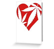 Marry Heart Greeting Card