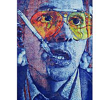 Fear and Loathing Photographic Print