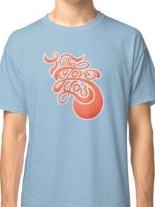 Hello I Love You Classic T-Shirt