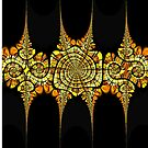 Abstract Fractal by Rookwood Studio ©