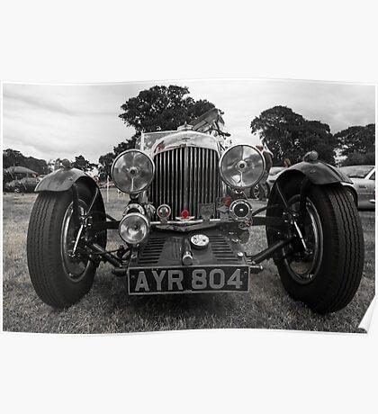 Aston Martin Roadster  Poster