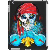 Dueling Fiddles; Skulling Series iPad Case/Skin