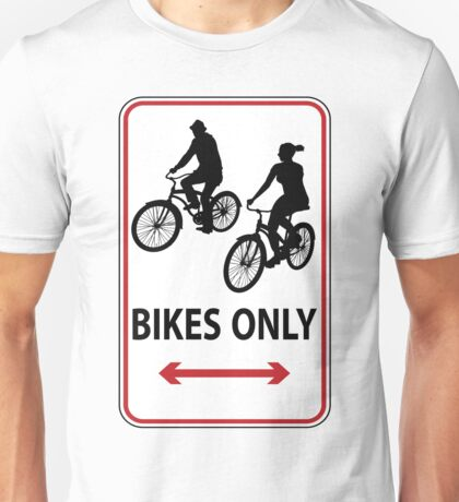 Hipsters Only Unisex T-Shirt