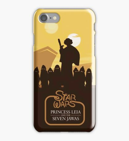 Princess Leia - Carrie Fisher - Star Wars iPhone Case/Skin