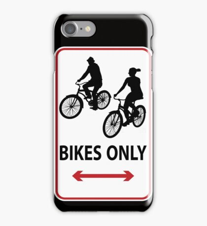 Hipsters Only iPhone Case/Skin