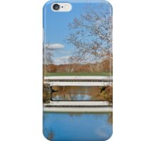 Westport Covered Bridge iPhone Case/Skin