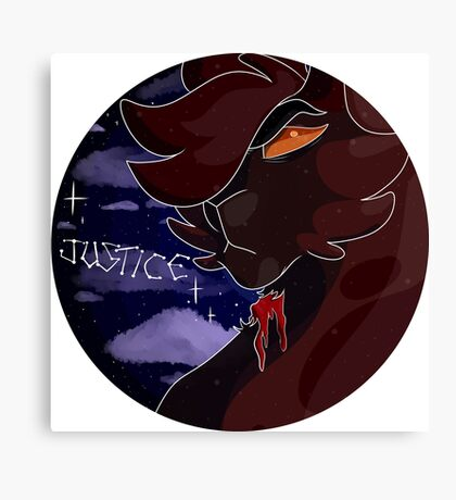 Redtail: Justice Canvas Print