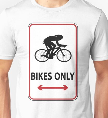 Time Trial Only Unisex T-Shirt
