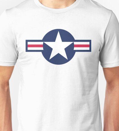 United States Star Insignia, US Star Unisex T-Shirt