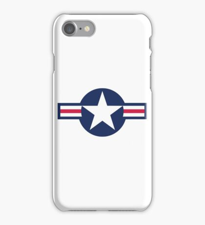 United States Star Insignia, US Star iPhone Case/Skin