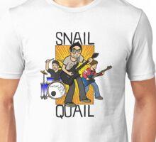 Snail Quail Unisex T-Shirt