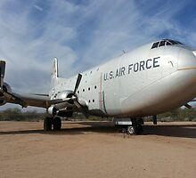 Douglas C-124 Globemaster II by Jason White