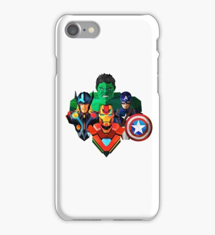 Marvel - Avenger iPhone Case/Skin