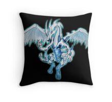 Yu-Gi-Oh! 5DS - Stardust Dragon Throw Pillow