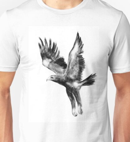 Tasmanian Wedge Tailed Eagle Unisex T-Shirt