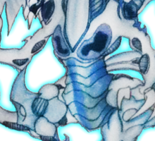 Yu-Gi-Oh! 5DS - Stardust Dragon Sticker