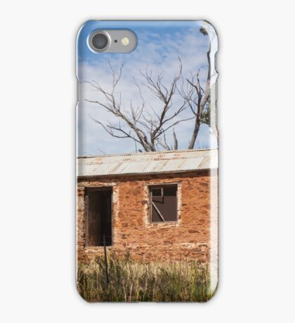 The Lonely House iPhone Case/Skin