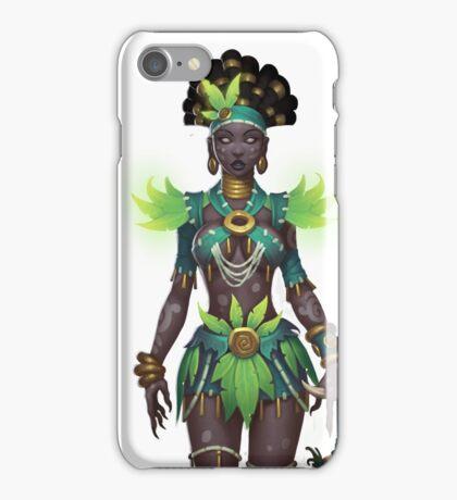 Voodoo Priestess iPhone Case/Skin