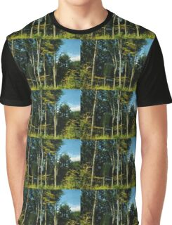 Trees and greenery Graphic T-Shirt
