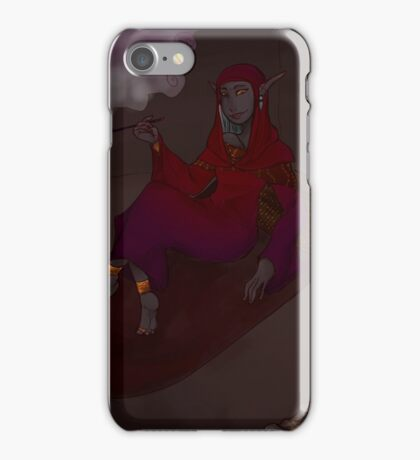 In the Hulder's Cabin iPhone Case/Skin
