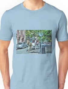 New Orleans Carriage Ride Unisex T-Shirt