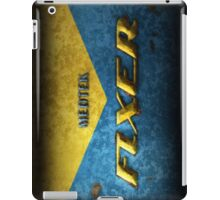 Fixer iPad Case/Skin