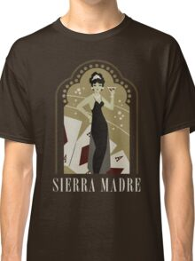 Sierra Madre Poster Design Classic T-Shirt