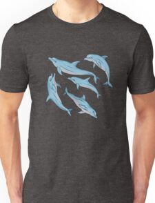 A story about dolphins 3 Unisex T-Shirt