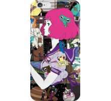 The Tatami Galaxy iPhone Case/Skin