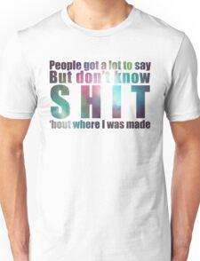 Iggy - Work (Ver. 02) Unisex T-Shirt
