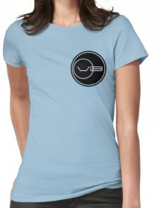 Von Braun Logo (Small) Womens Fitted T-Shirt