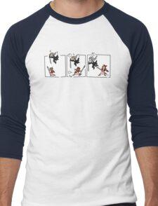 Sephiroth Vs Aeris Men's Baseball ¾ T-Shirt