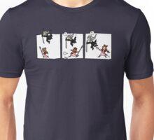 Sephiroth Vs Aeris Unisex T-Shirt