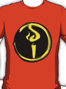 Light Bearer Symbol With Black Background T-Shirt