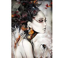 Warrior Geisha  Photographic Print