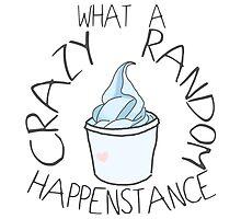 """""""Crazy Random Happenstance"""" Dr Horrible Photographic Print"""