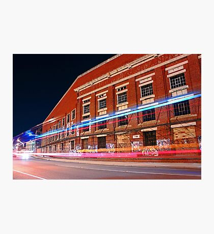 Old Fremantle Woolstores Building  Photographic Print