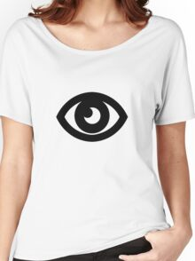 Psychic Type Symbol Women's Relaxed Fit T-Shirt