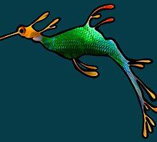 Seadragon by Bewilderlings