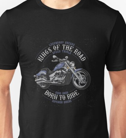 Kings Of The Road Unisex T-Shirt
