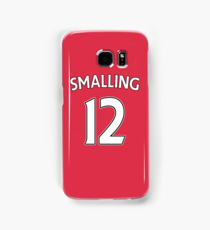 Chris Smalling Manchester United Jersey Samsung Galaxy Case/Skin